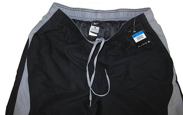 NWT NIKE athletic Shorts mens XL Lined POCKETS Cardio/Running