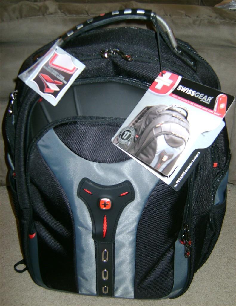 Swiss Gear Wenger Pegasus Computer Laptop Backpack New Ebay