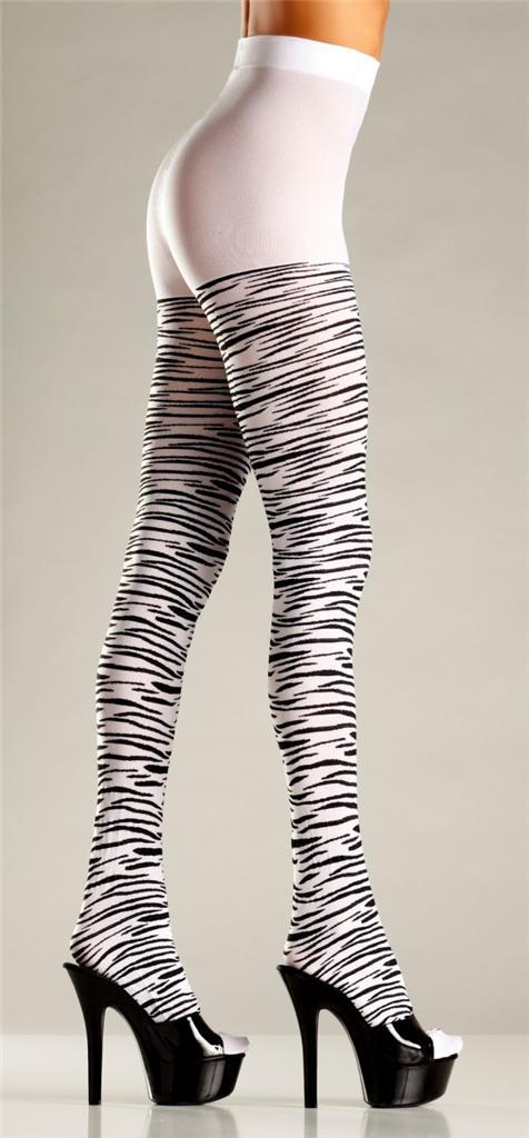 Safari On Pantyhose For 46