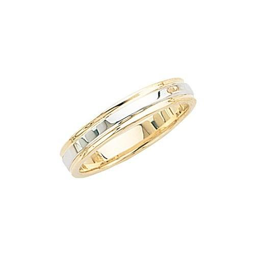 14k-two-Tone-Gold-Wedding-Band-ring-4-mm