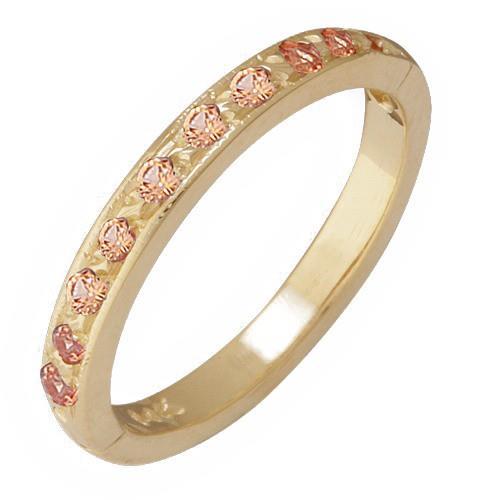 14k-Yellow-Gold-Tsavorite-Toe-Ring