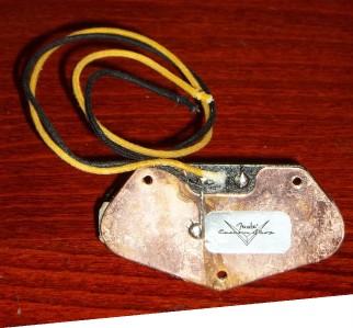 Details about Fender® Custom Shop Texas Special Telecaster Bridge on