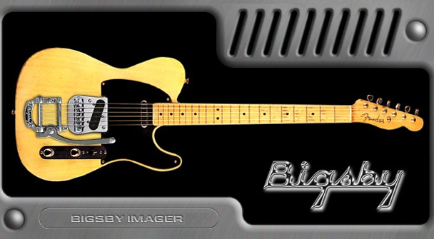 bigsby b5 tremolo bridge kit for telecaster bigsby logo 086 8013 002 brand new ebay. Black Bedroom Furniture Sets. Home Design Ideas