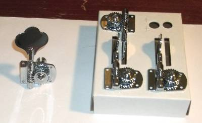 Fender 174 Standard Highway One American Special Bass Tuners