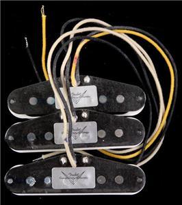 Fender® Custom Shop Fat `60s Stratocaster Pickup Set~0992265000~USA on mosrite wiring diagram, danelectro wiring diagram, american wiring diagram, accessories wiring diagram, srv wiring diagram, gretsch wiring diagram, seymour duncan wiring diagram, taylor wiring diagram, fender s1 switch wiring diagram, harmony wiring diagram, guitar wiring diagram, hamer wiring diagram, japan wiring diagram, rickenbacker wiring diagram, les paul wiring diagram, soloist wiring diagram, korg wiring diagram, gibson wiring diagram, fender blues junior wiring diagram, telecaster wiring diagram,