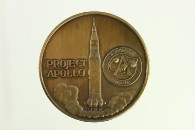 apollo xi commemorative token - photo #39