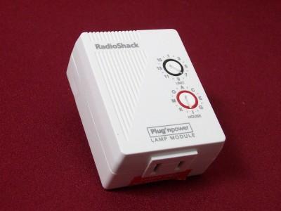 X10 Radio Shack Plug N Power Lamp Dimmer Module Remote Ebay