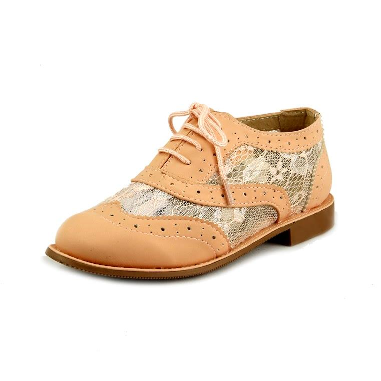 Baby Girl Oxford Shoes