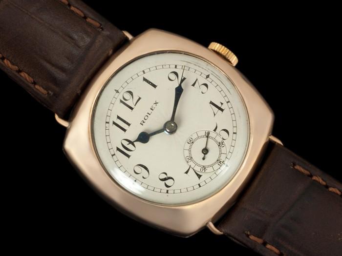 Among Wristwatches