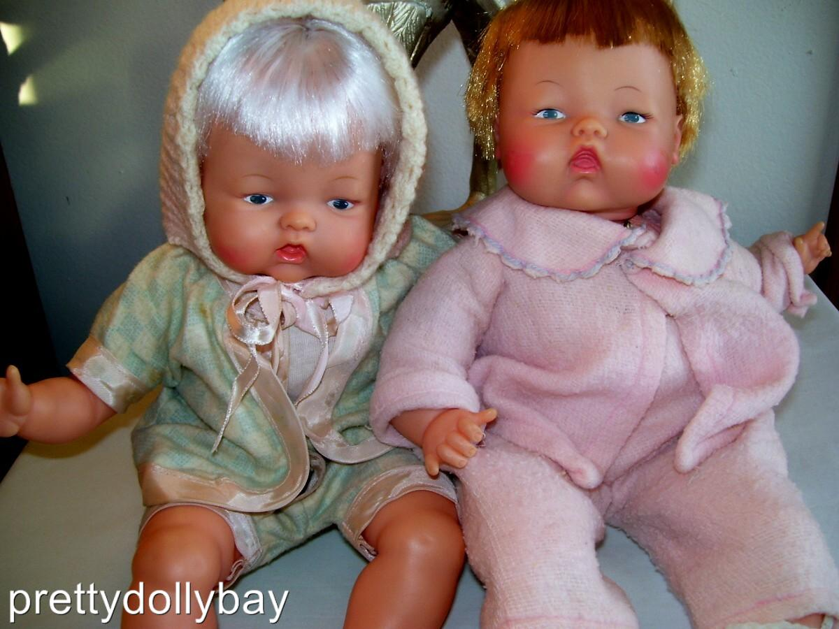 Your Vintage Doll Hair Replaced Re Root Service Look Like