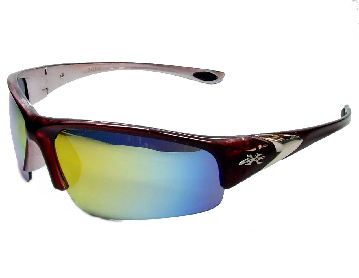 aef8271970 XLoop X Loop Sunglasses Sport Wrap Mens Womens Cycling Black Fashion  Designer