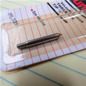 """Thread in  535S 1235S 4035S Ungar 333  Solder Soldering 1//8/"""" Tip Copper Chisel"""