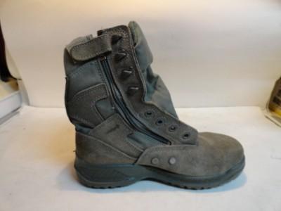 Boots Belleville 610z St Hot Weather Side Zip Steel Toe