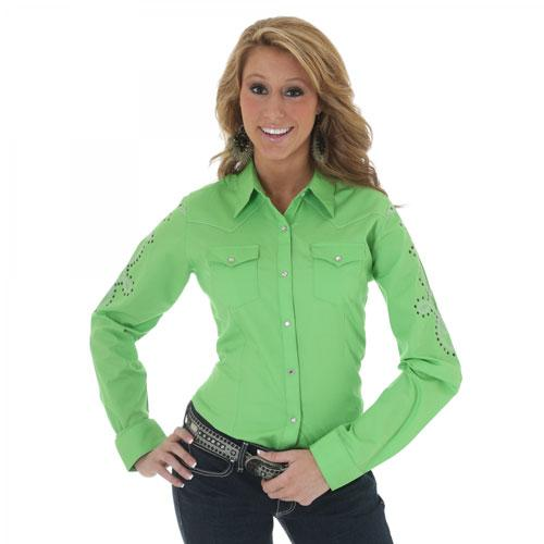 Green, Long Sleeve Shirts: cuttackfirstboutique.cf - Your Online Shirts Store! Get 5% in rewards with Club O!