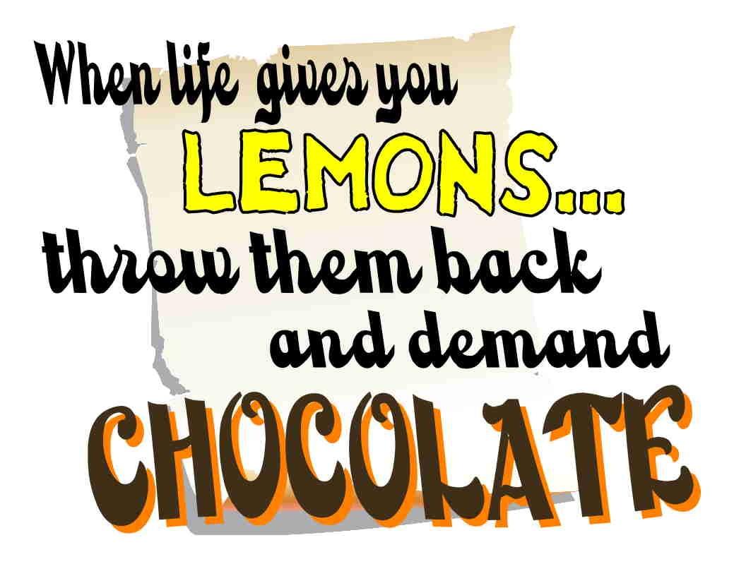 Fun Chocolate Quotes. QuotesGram