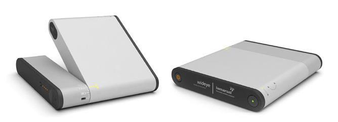 Inmarsat iSatHub Wideye iSavi Portable WiFi HotSpot ...
