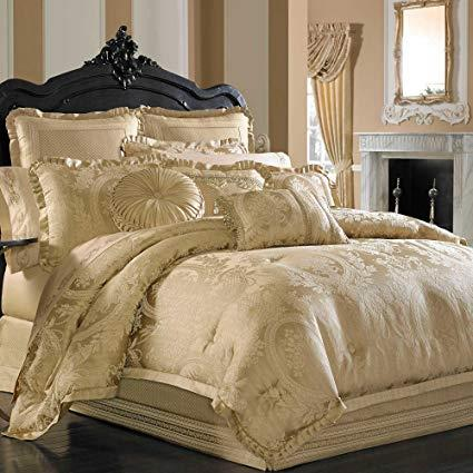 Image result for GOLD X METALLIC GOLD BED
