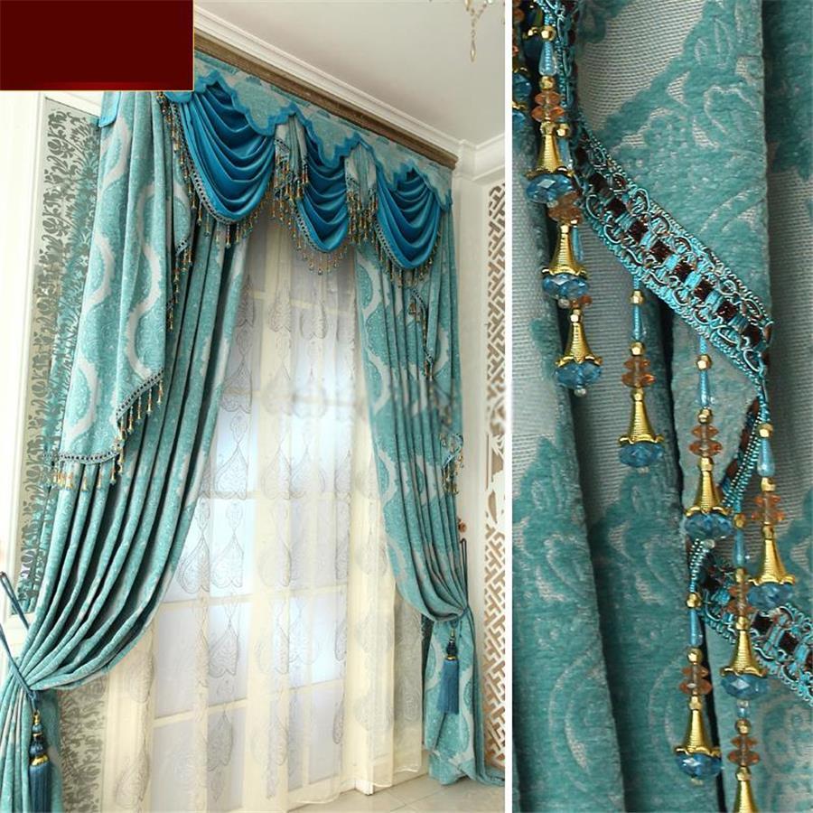 Silk Brocade Fabric Blue 44 Quot Bro150 2