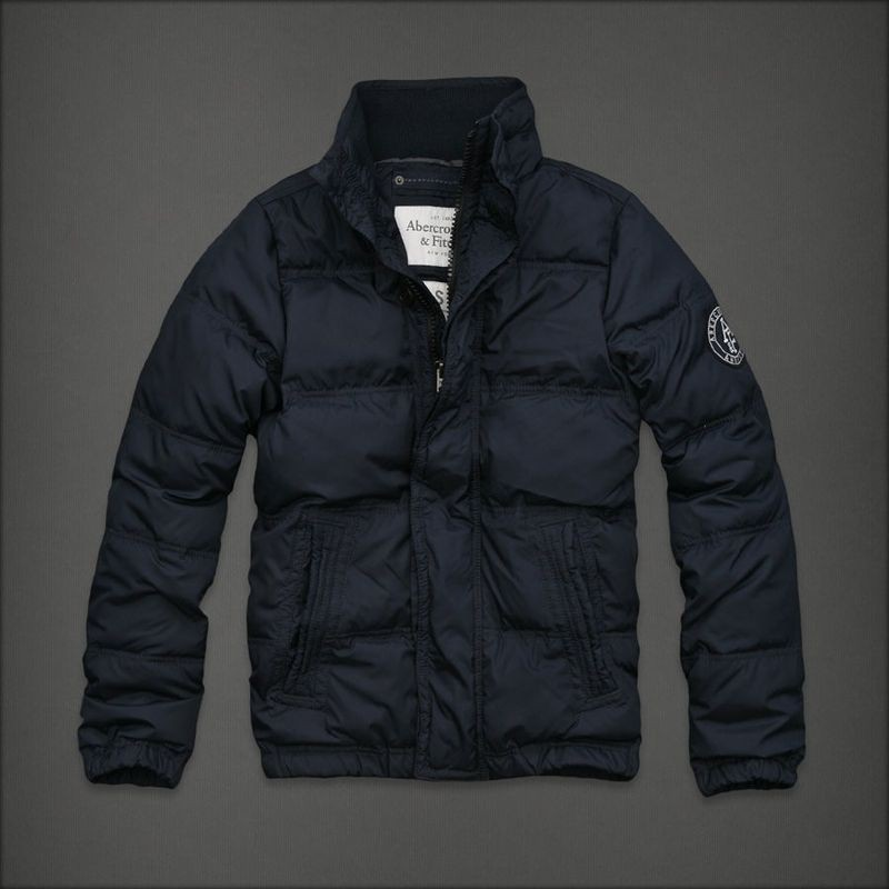 Mens Abercrombie and Fitch Latham Pond Down Winter Jacket