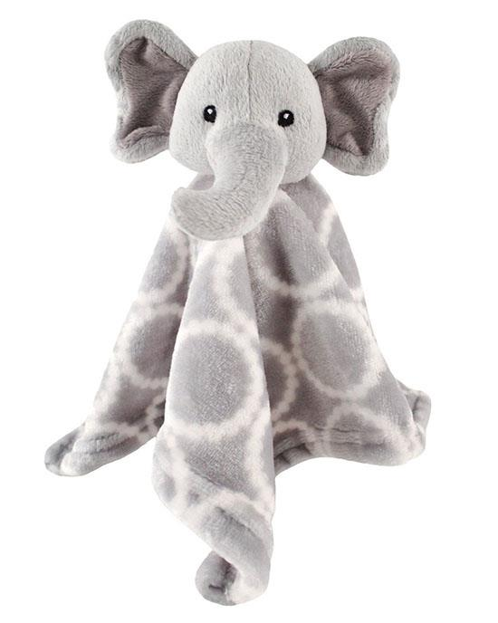 New Hudson Baby Animal Plush Security Blanket 14 Quot Boy Girl