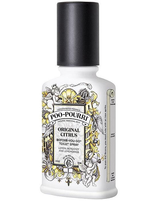 Poo-Pourri Original CITRUS Toilet Bathroom Spray Essential ...