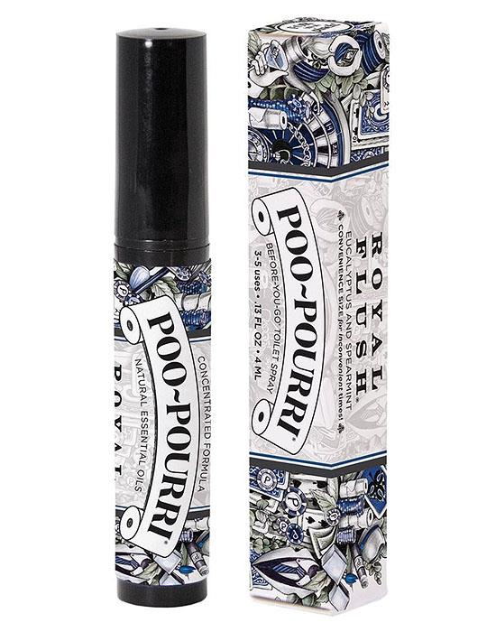 Poo Pourri Royal Flush Toilet Bathroom Spray Essential Oil