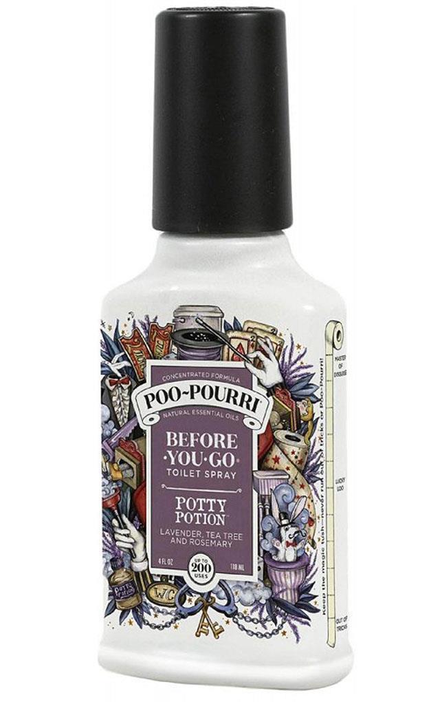 Poo Pourri Before You Go Natural Bathroom Toilet Spray