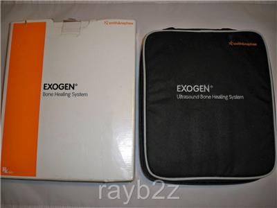 Used Only 40 Times Exogen 4000 Ultrasound Bone