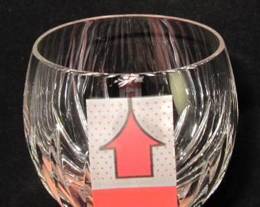 Inch Bordeaux Wine Glass