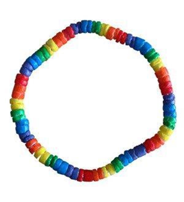 Gay Pride Beads 30