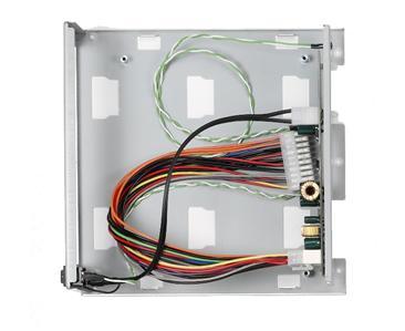 Morex t3310 fanless mini itx case w 60w power supply ebay for Case itx fanless