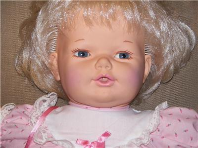 1990 Hush Little Baby By Tonka Rare Collectors Item