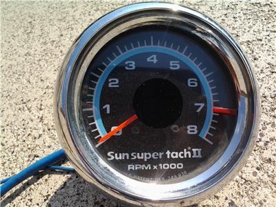 Purchase Sun Super Tach Ii Rat Rod, Sun Super Tach 2 Wiring Diagram