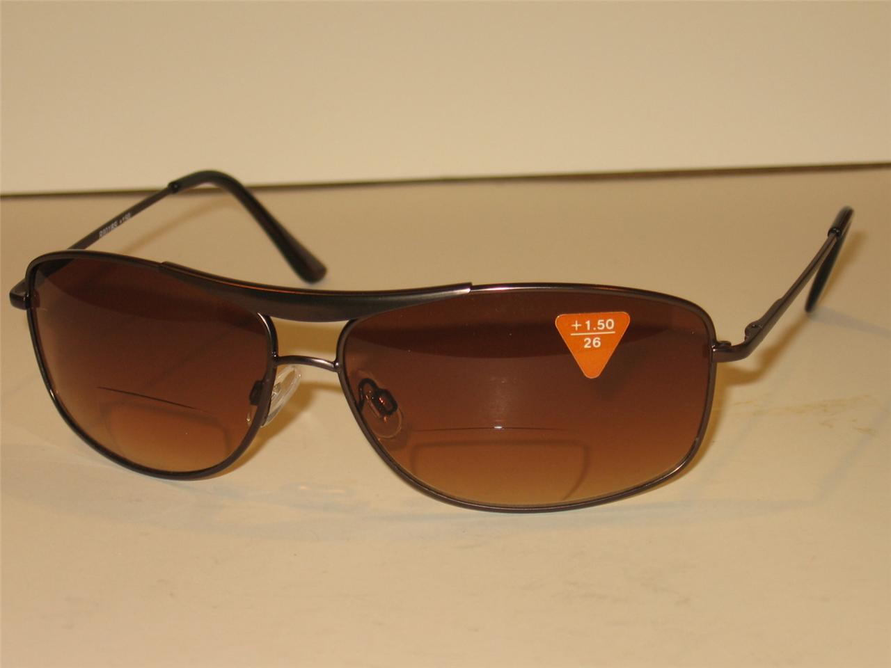 a50c5f70a00a2 Aviator Bifocal Sunglasses