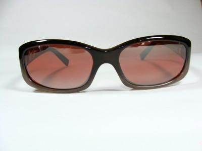 Maui Jim Sunglasses 219 01 Polarized Brown New Auth