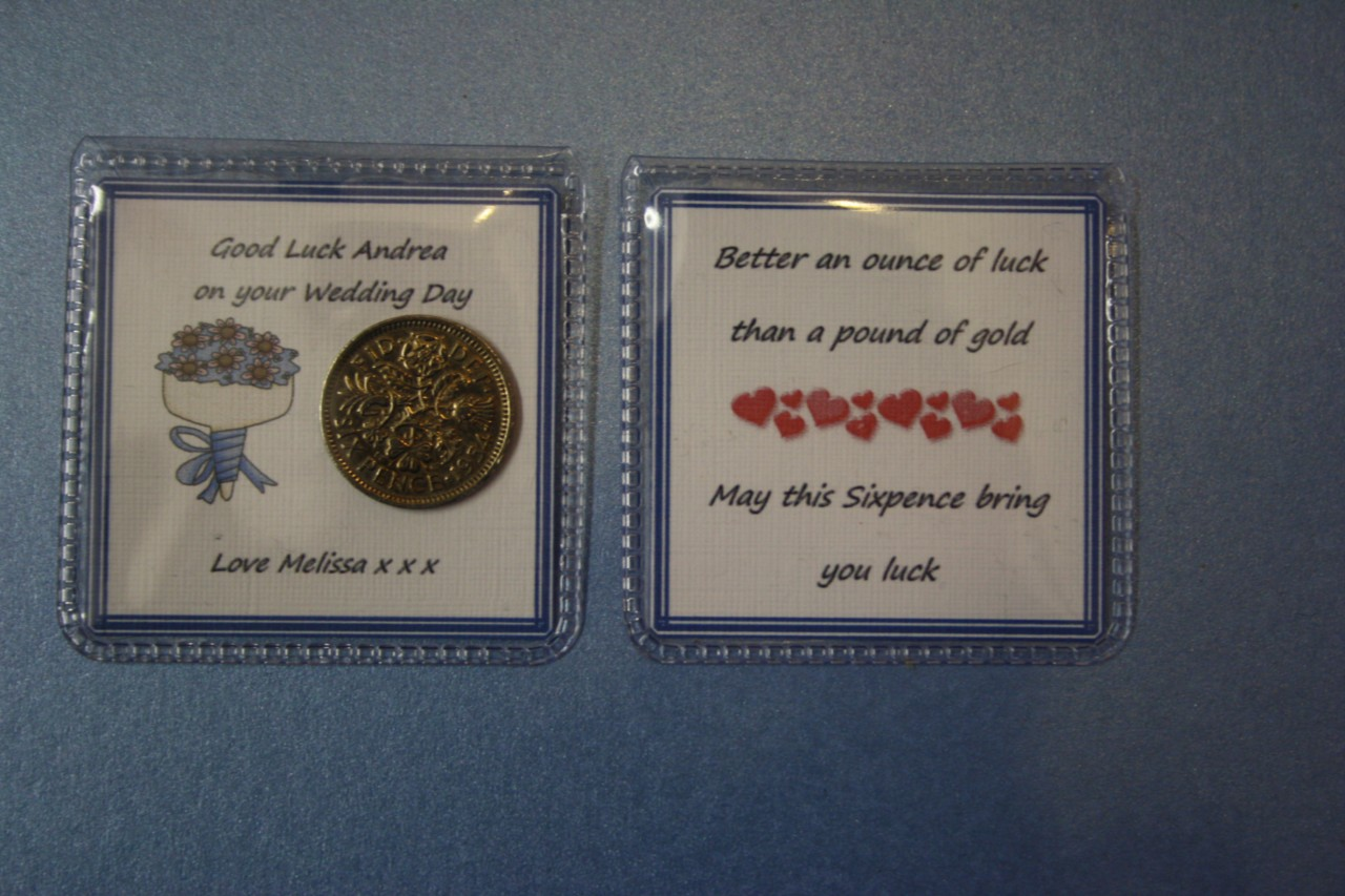 Lucky Wedding Gifts