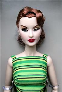 """12/"""" East 59th~Mai Tai Swizzle Constance Madssen Doll~LE 500~Cocktails~New~Read"""