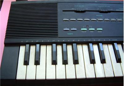 casio mt 240 keyboard synth w drum machine midi i o ebay. Black Bedroom Furniture Sets. Home Design Ideas