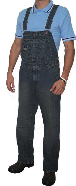 herren jeans latzhose lotto arbeitsoverall mit latz angebot ebay. Black Bedroom Furniture Sets. Home Design Ideas
