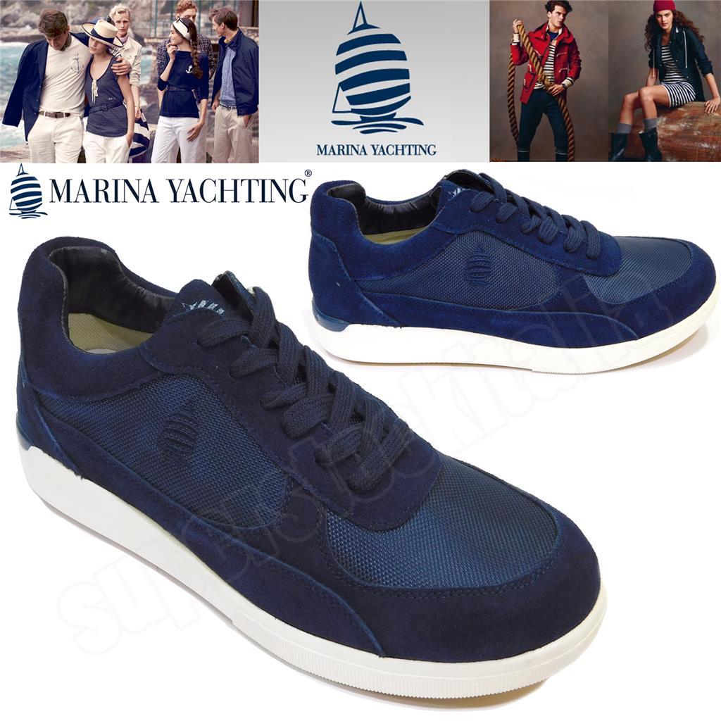 scarpe uomo passeggio barca marina yachting calzature nautiche ... e774591dd89