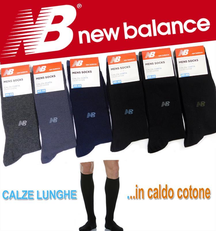 new balance con calzino
