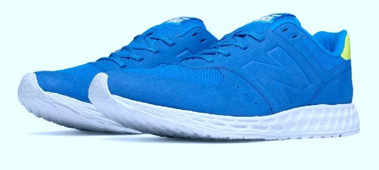 Foam Scarpe Sport New Balance Calzature Plantare Memory Azzurro wX4qwU