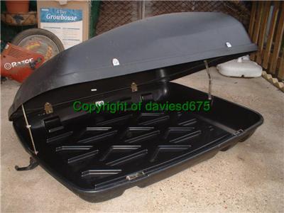 Roof Box D Locks Kit For Older Thule Karrite Halfords Ebay