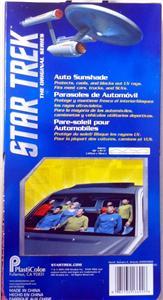 Star Trek Captain Kirk Car Auto Windshield Sun Shade Sunshade Screen a75273b35fc