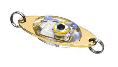 Fladen clignotant Pirk B DEL Attracteur fixation rod Cod LEURRES CALMAR pirks /& Rigs