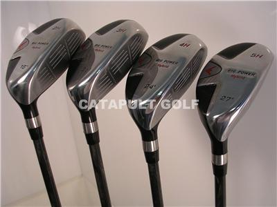 New Rescue Hybrid Iron Set 2 3 4 5 Golf Clubs Hybrids Ebay