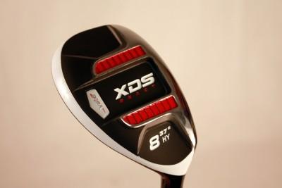custom made xds hybrid golf clubs 3 4 5 6 7 8 9 pw set. Black Bedroom Furniture Sets. Home Design Ideas