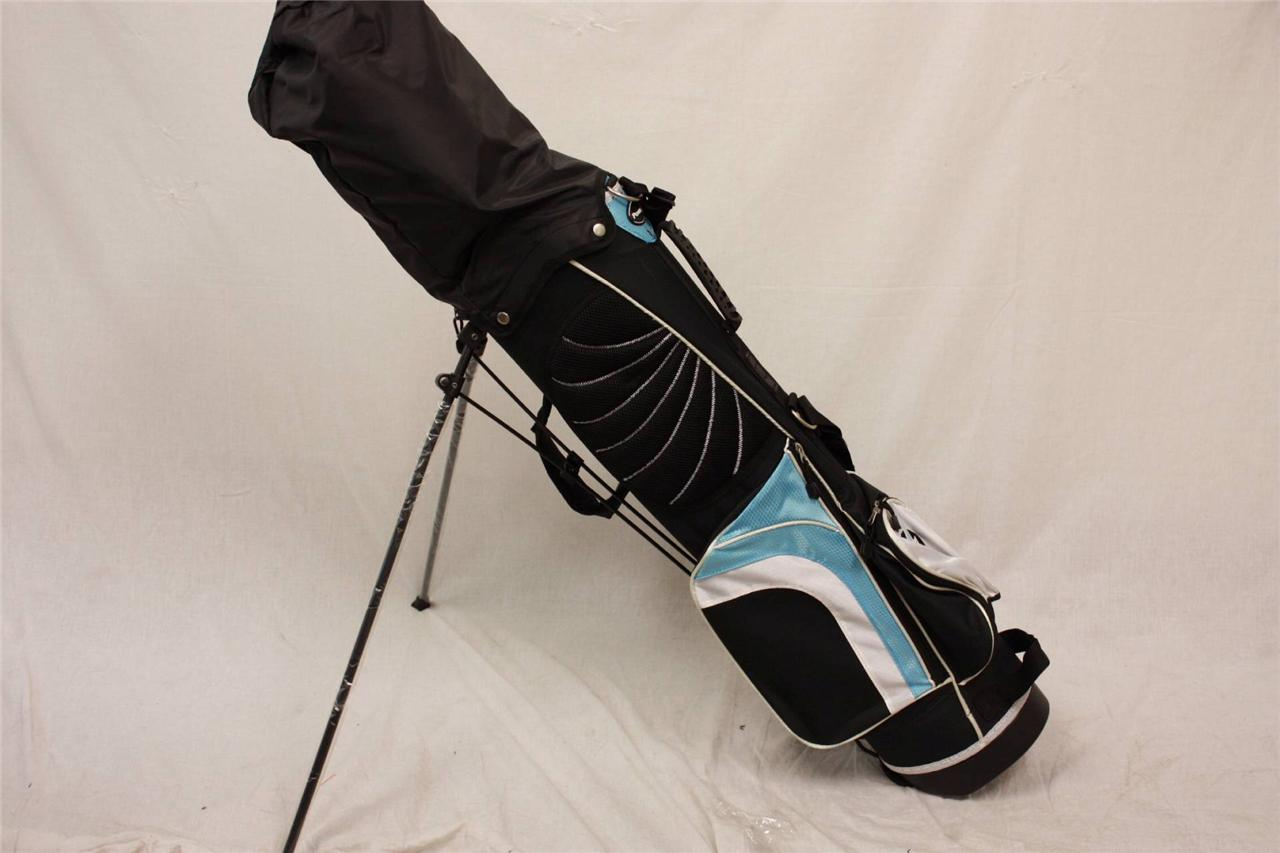 Lady Golf Bag New Powerbilt Tour Bilt Ladies Blue Black