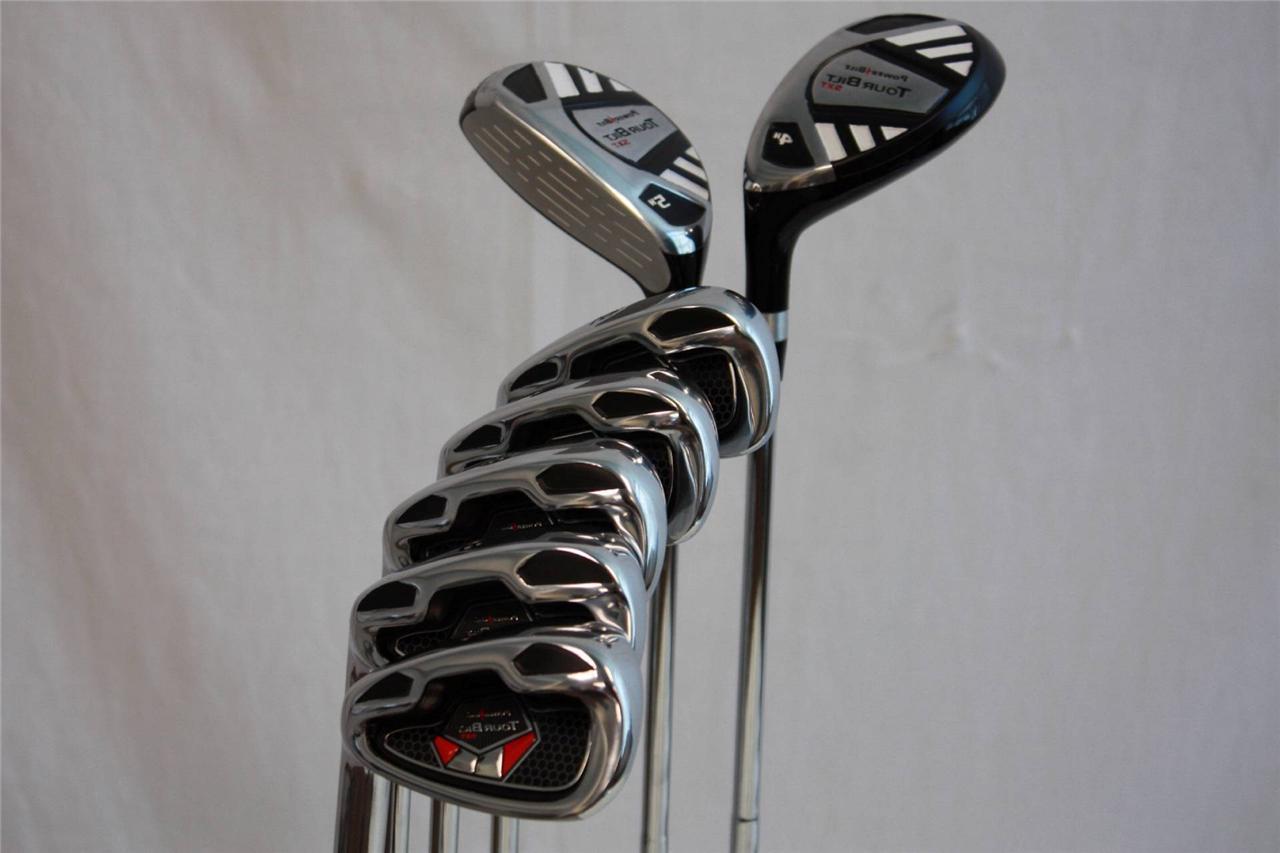 left handed lh golf clubs rescue 4 5 utility hybrid 6 7 8. Black Bedroom Furniture Sets. Home Design Ideas