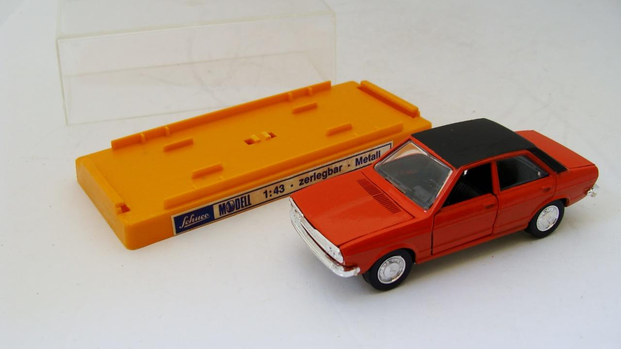 Details about Vintage Schuco AUDI 80 LS GL 301610 301611 MINT IN THE BOX  CAR GERMANY 1/43